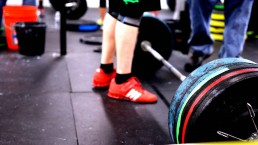 The Life Upgrades - Crossfit Weight Lifting