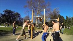 The Life Upgrades - Street Workout Parks