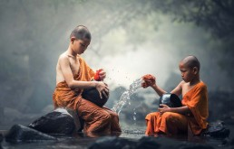 The Life Upgrades - Buddhist Monks