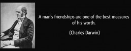The Life Upgrades - Charles Darwin quote