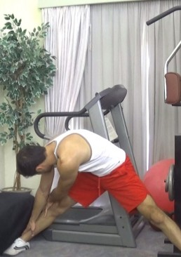 The Life Upgrades - Groin stretch