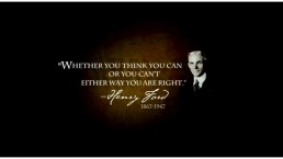 The Life Upgrades - Henry Ford quote