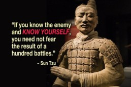 The Life Upgrades - Sun Tzu Quote