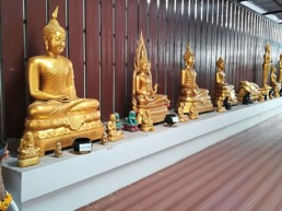 The Life Upgrades - Gold Buddhas Thailand