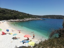 The Life Upgrades - Lefkada beach
